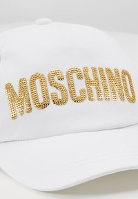 MOSCHINO - HAT - Cap - optical white - 2