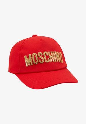 HAT - Cap - poppy red