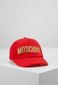 MOSCHINO - HAT - Lippalakki - poppy red - 0
