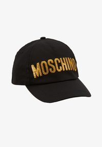 MOSCHINO - HAT - Kšiltovka - black - 1