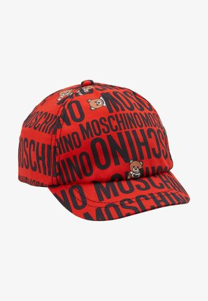 Casquette - poppy red logo toy