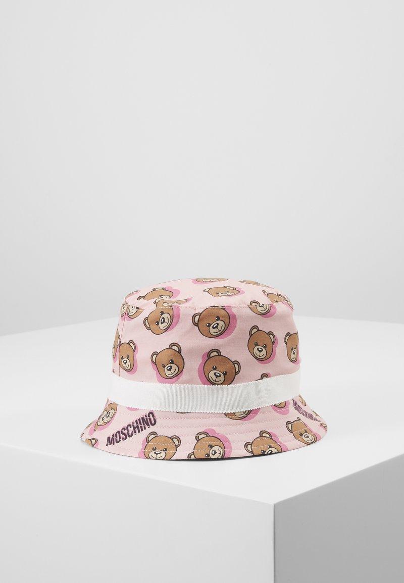 MOSCHINO - HAT - Hatte - rose