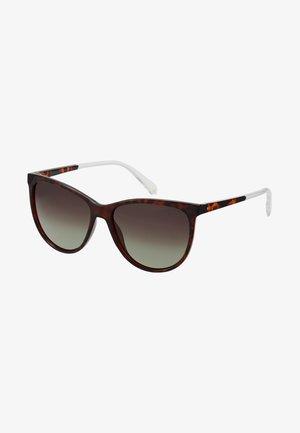 Okulary przeciwsłoneczne - dark havana