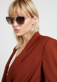 Polaroid - Sunglasses - white - 1