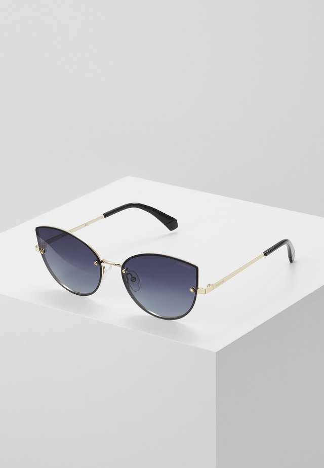 Sunglasses - gold-coloured/grey
