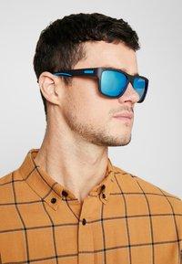 Polaroid - Sunglasses - black/turquoise - 1