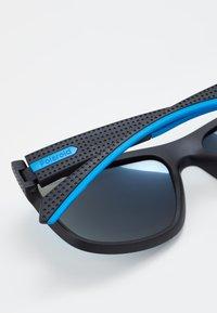Polaroid - Sunglasses - black/turquoise - 3