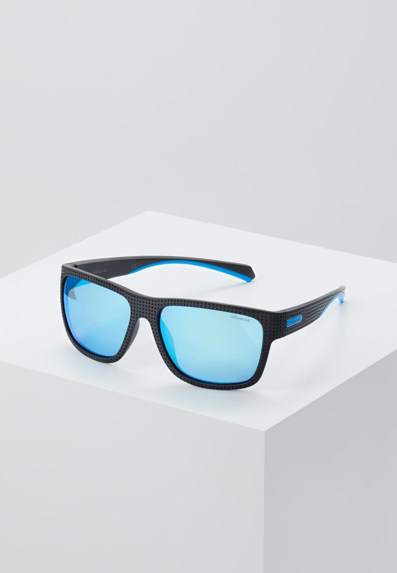 Polaroid - Sunglasses - black/turquoise
