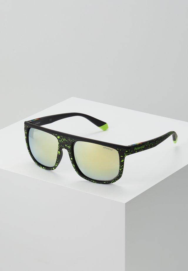 Sonnenbrille - black/yellow
