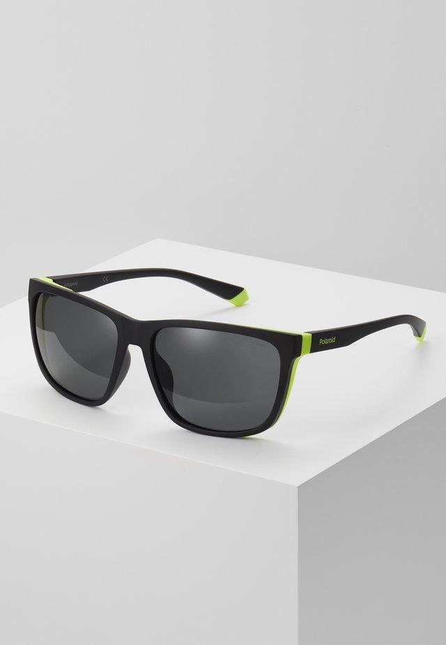 Solbriller - black/yellow