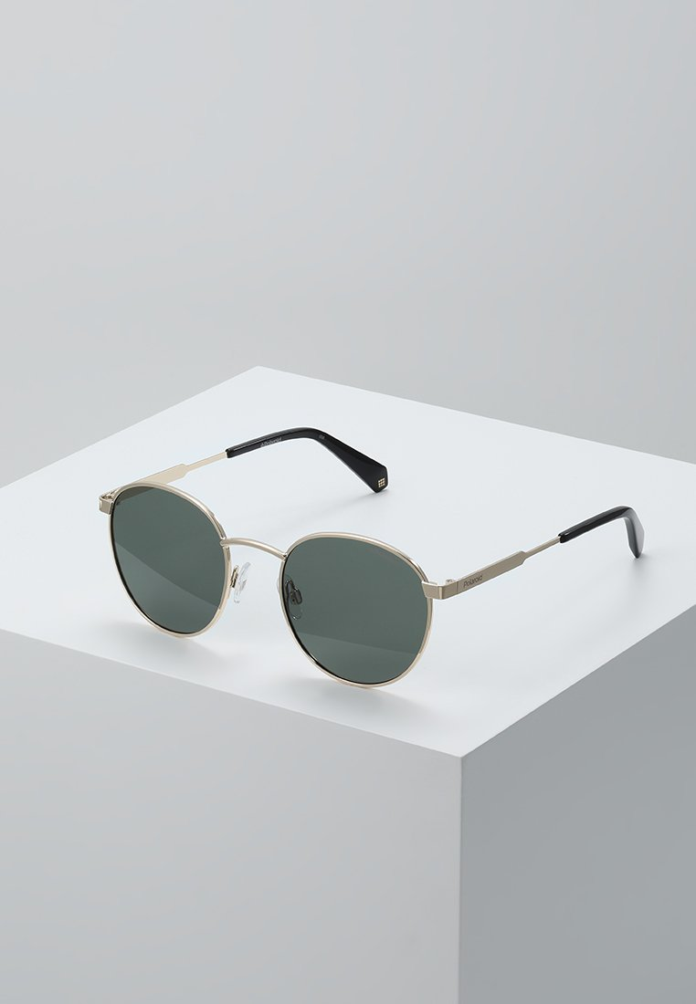 Polaroid - Sunglasses - gold-coloured/green