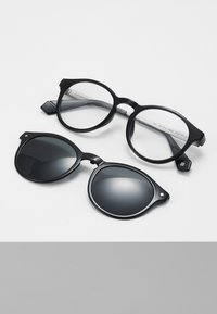 Polaroid - Sunglasses - black/grey - 5