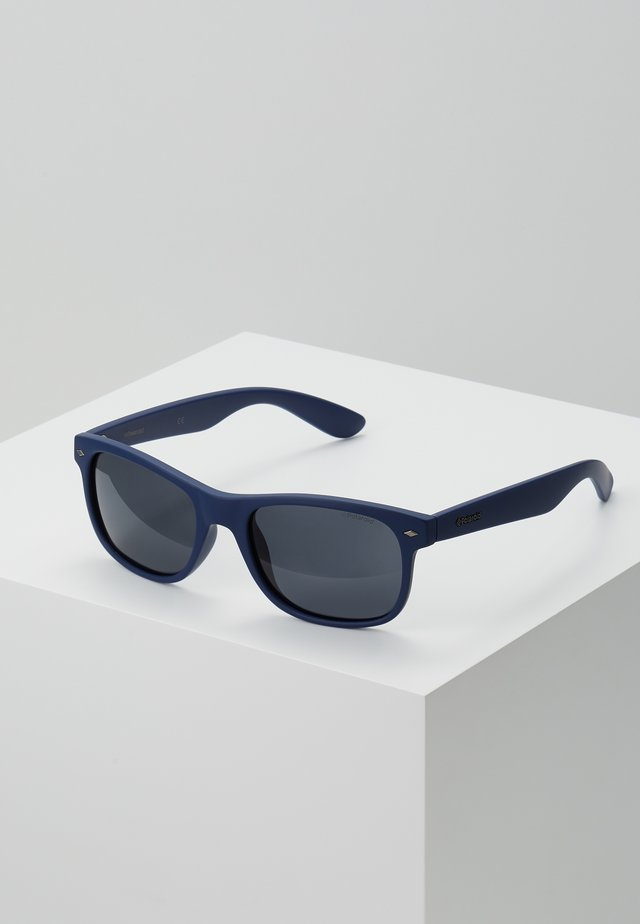Sunglasses - blue