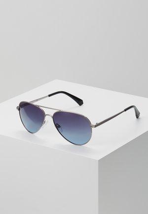 NEW - Sunglasses - ruthenium