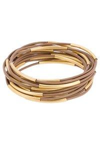 Sence Copenhagen - URBAN GIPSY - Bracelet - sandy beige - 2