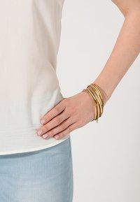Sence Copenhagen - URBAN GIPSY - Bracelet - sandy beige - 0