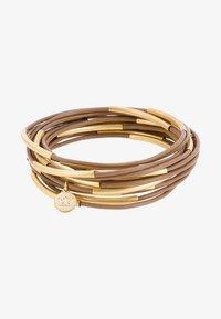 Sence Copenhagen - URBAN GIPSY - Bracelet - sandy beige - 1