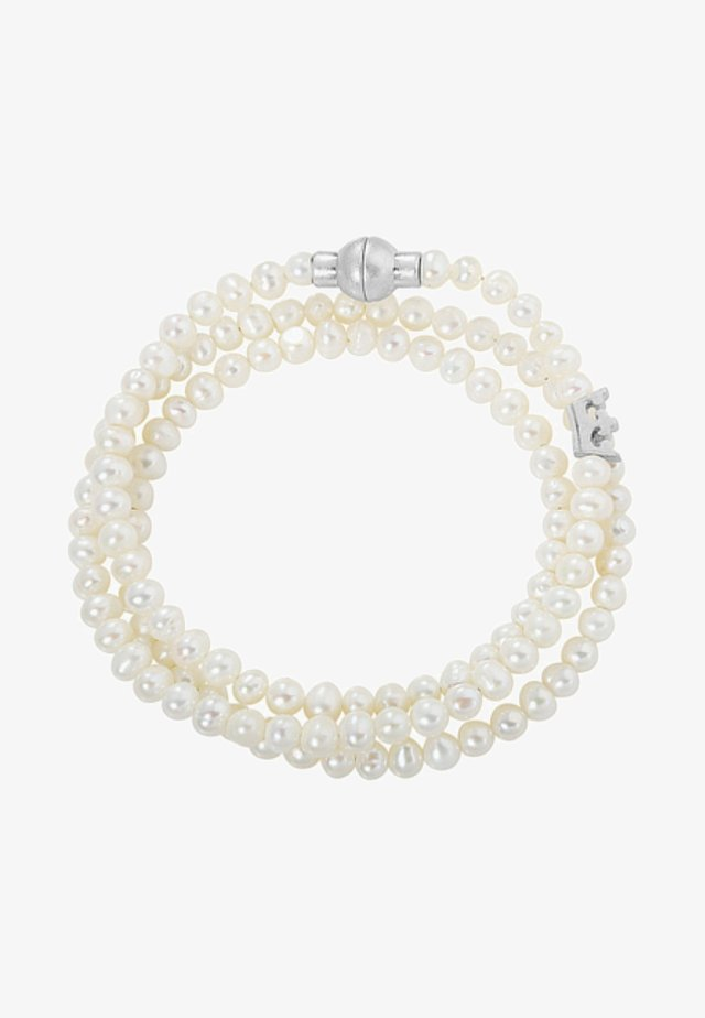 Armband - White/silver-coloured