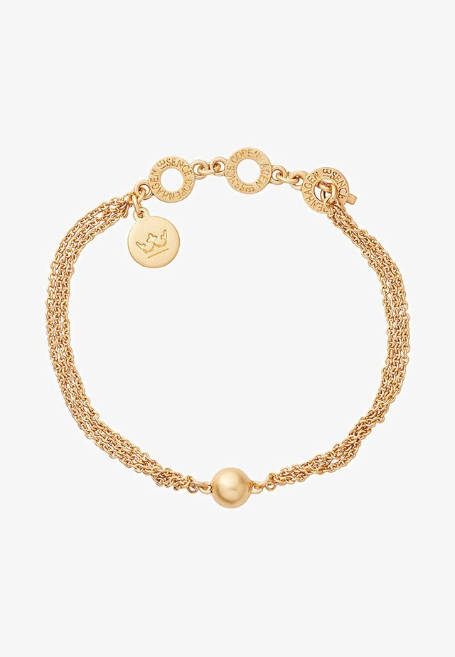 Armband - yellow gold-coloured