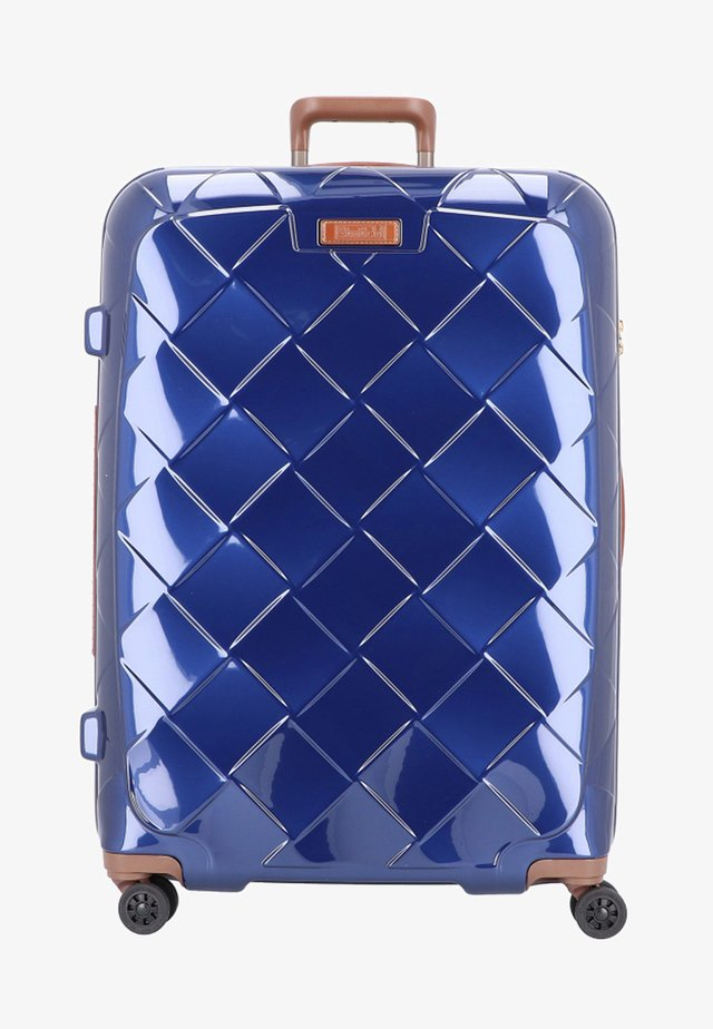 LEATHER & MORE - Trolley - blue