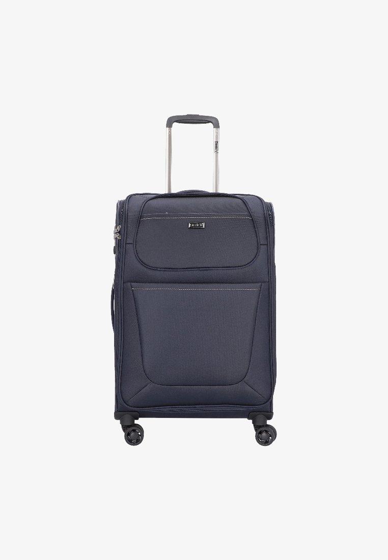 Stratic - UNBEATABLE  - Valise à roulettes - navy blue