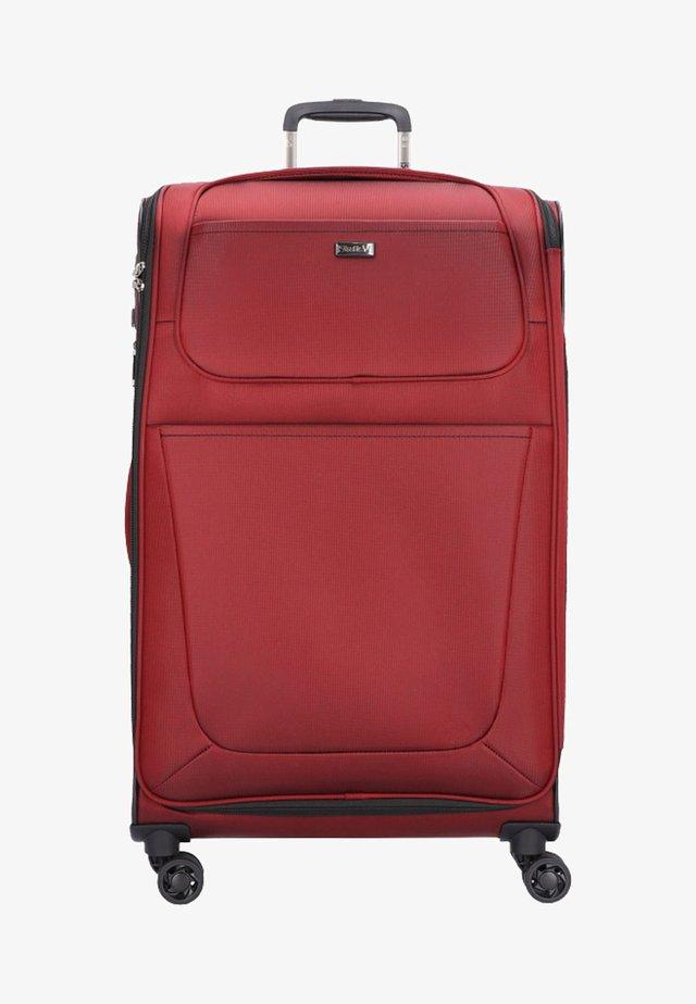 Trolley - ruby red