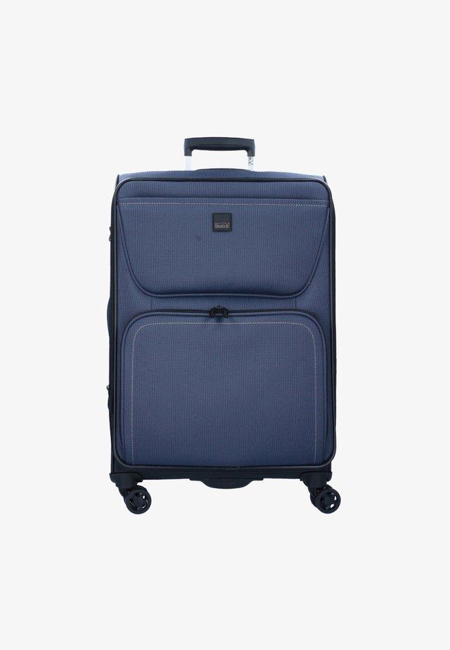 BENDIGO - Wheeled suitcase - navy