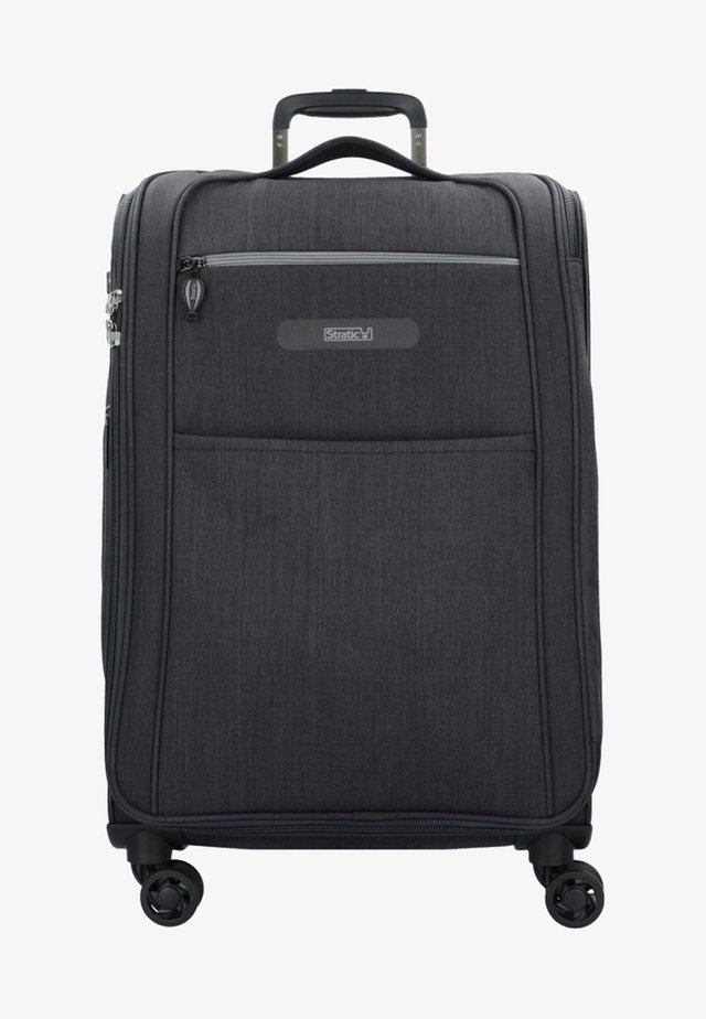 FLOATING - Valise à roulettes - black