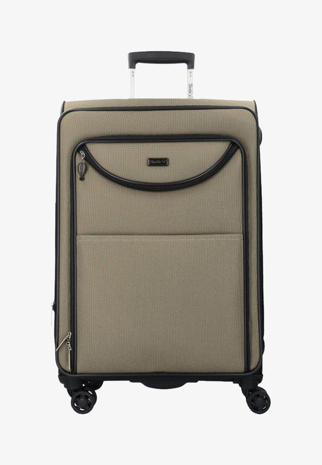 Valise à roulettes - brown