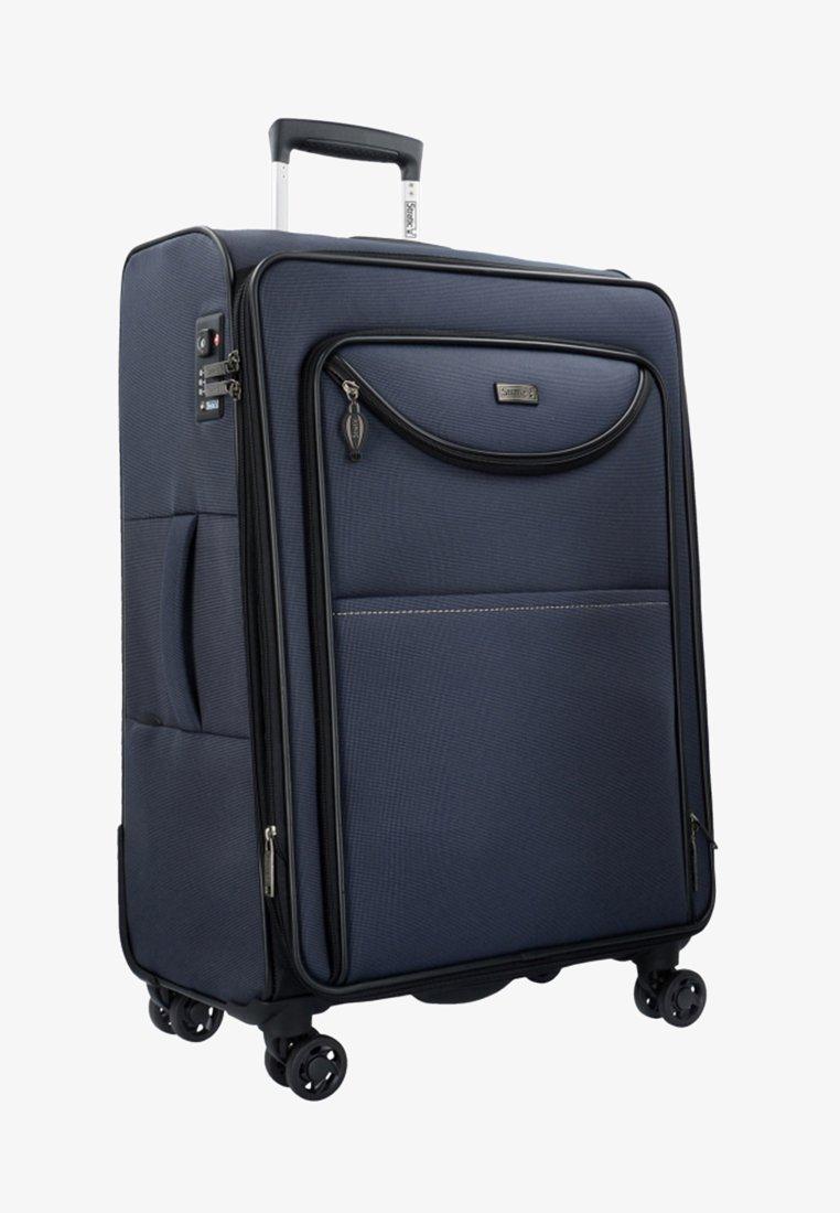 Stratic - Wheeled suitcase - black