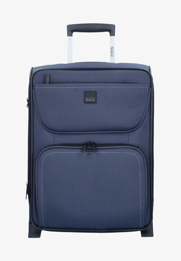 Stratic - BENDIGO  - Wheeled suitcase - navy