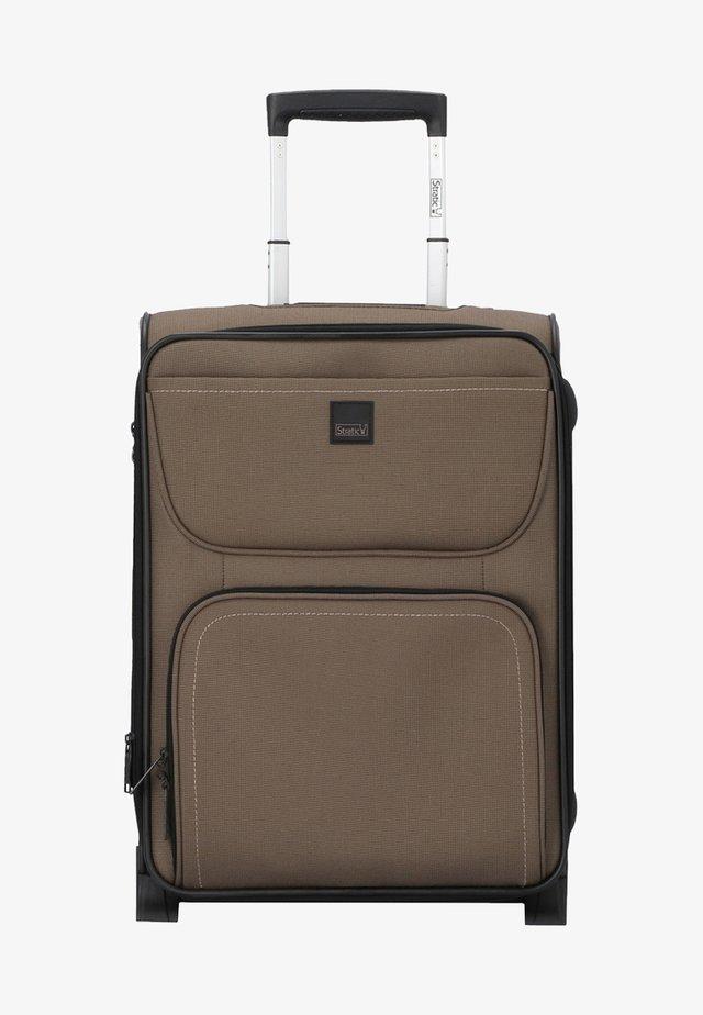 BENDIGO  - Wheeled suitcase - brown