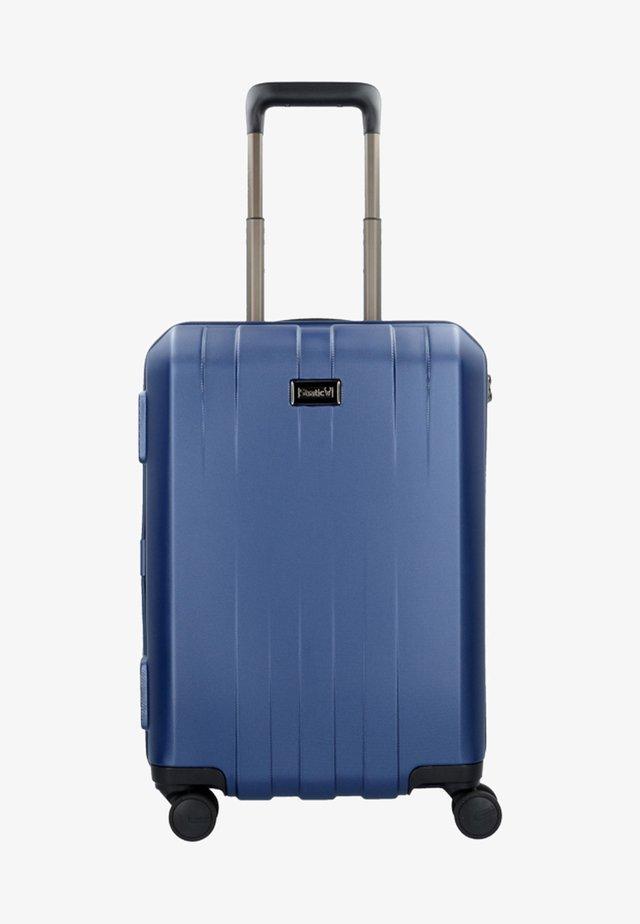 PARALLEL - Wheeled suitcase - dark blue