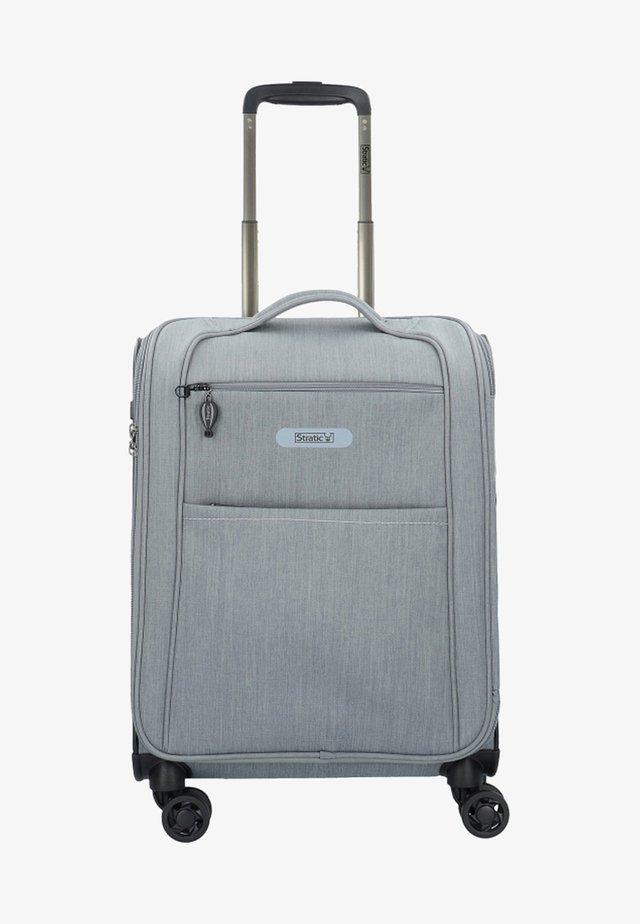 FLOATING  - Wheeled suitcase - stone grey