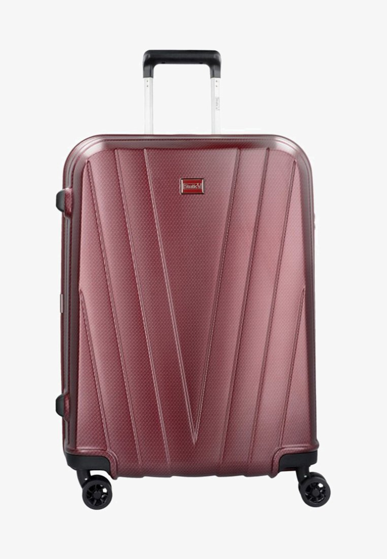Stratic - SPEARHEAD  - Wheeled suitcase - red