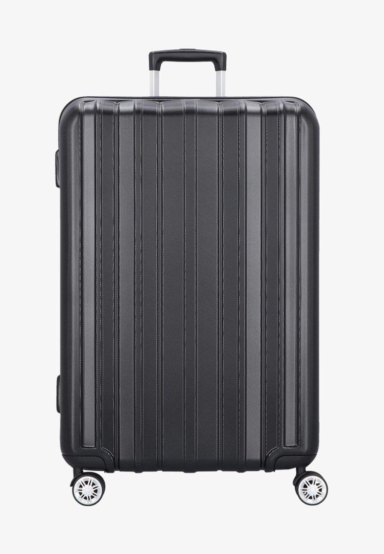 Stratic - PILLAR - Wheeled suitcase - black