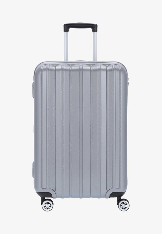 PILLAR - Wheeled suitcase - silver