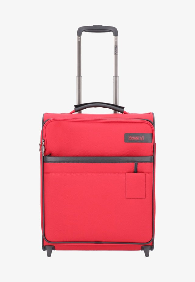 STRATIC LIGHT  - Trolley - red