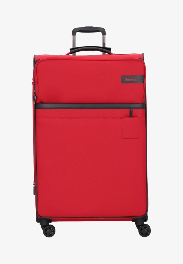 Trolley - red