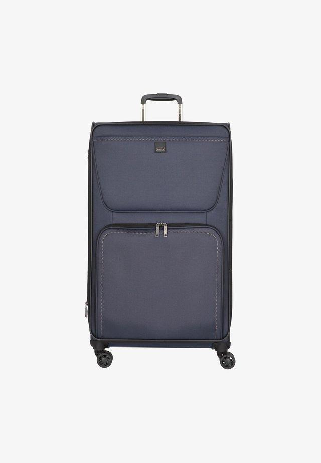 BENDIGO LIGHT 4-ROLLEN - Wheeled suitcase - navy