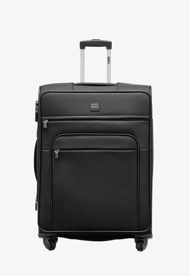 TOP TROLLEY - Wheeled suitcase - black
