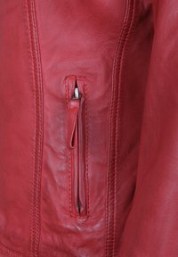 7eleven - GRACE - Leather jacket - red - 4