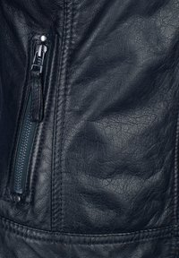 7eleven - ROSALIE - Leather jacket - navy - 4