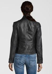 7eleven - EVIANA - Leather jacket - black - 1