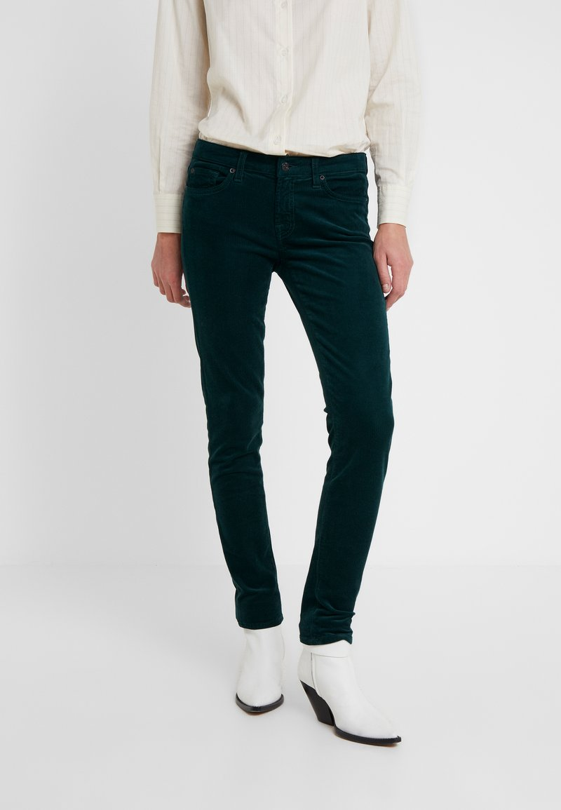 7 for all mankind - PYPER - Trousers - green