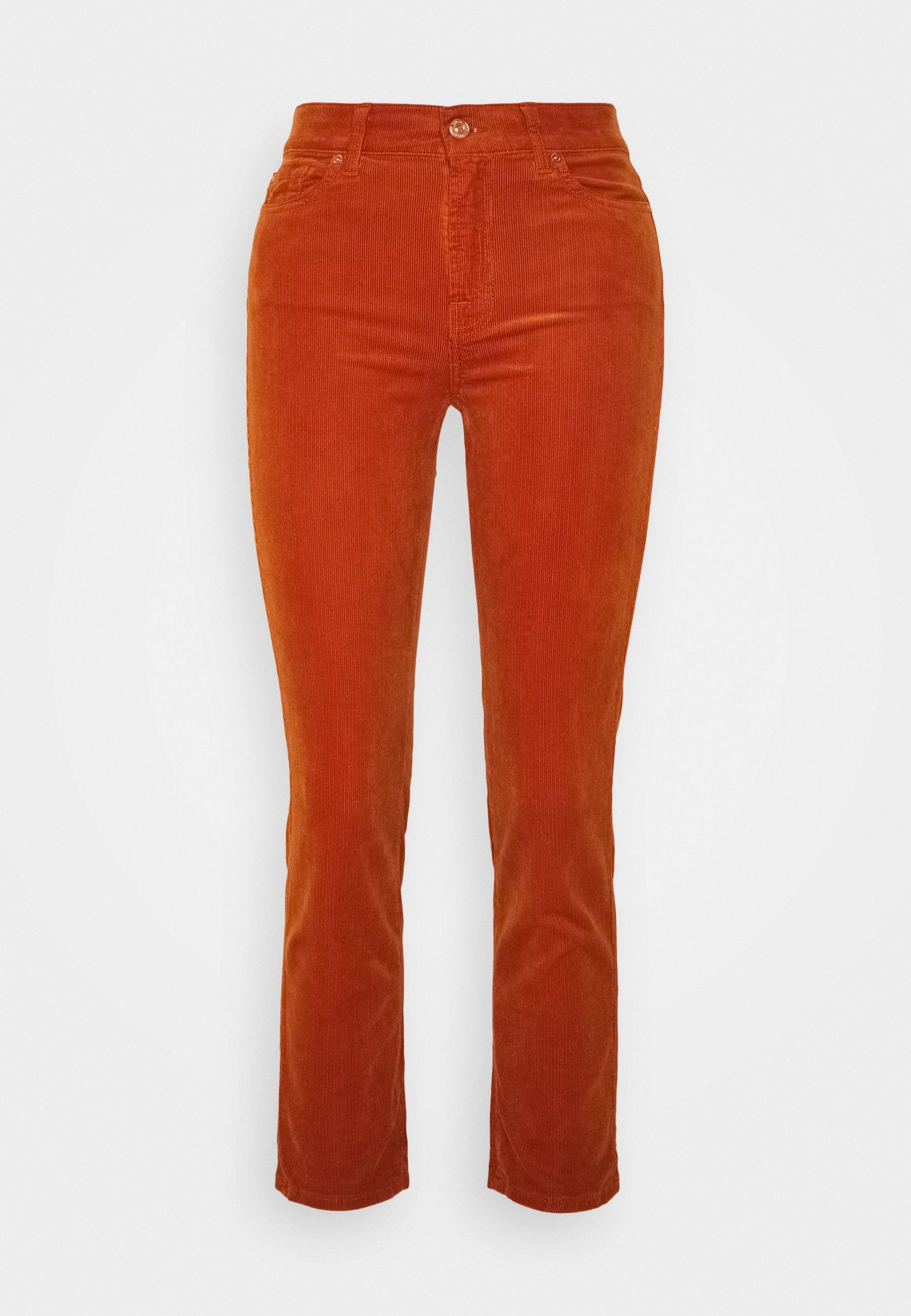 Pantalons en velours 7 for all mankind | La sélection de Zalando