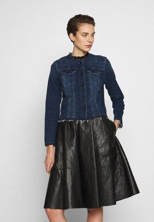 JACKET - Denim jacket - dark blue