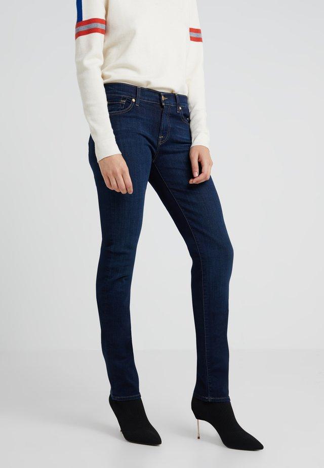 ROXANNE  - Skinny džíny - rinsed indigo