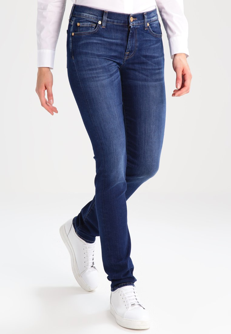 7 for all mankind - ROXANNE  - Jeans Skinny - duchess