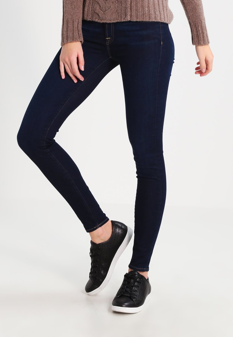 7 for all mankind - Jeans Skinny Fit - bare rinsed indigo